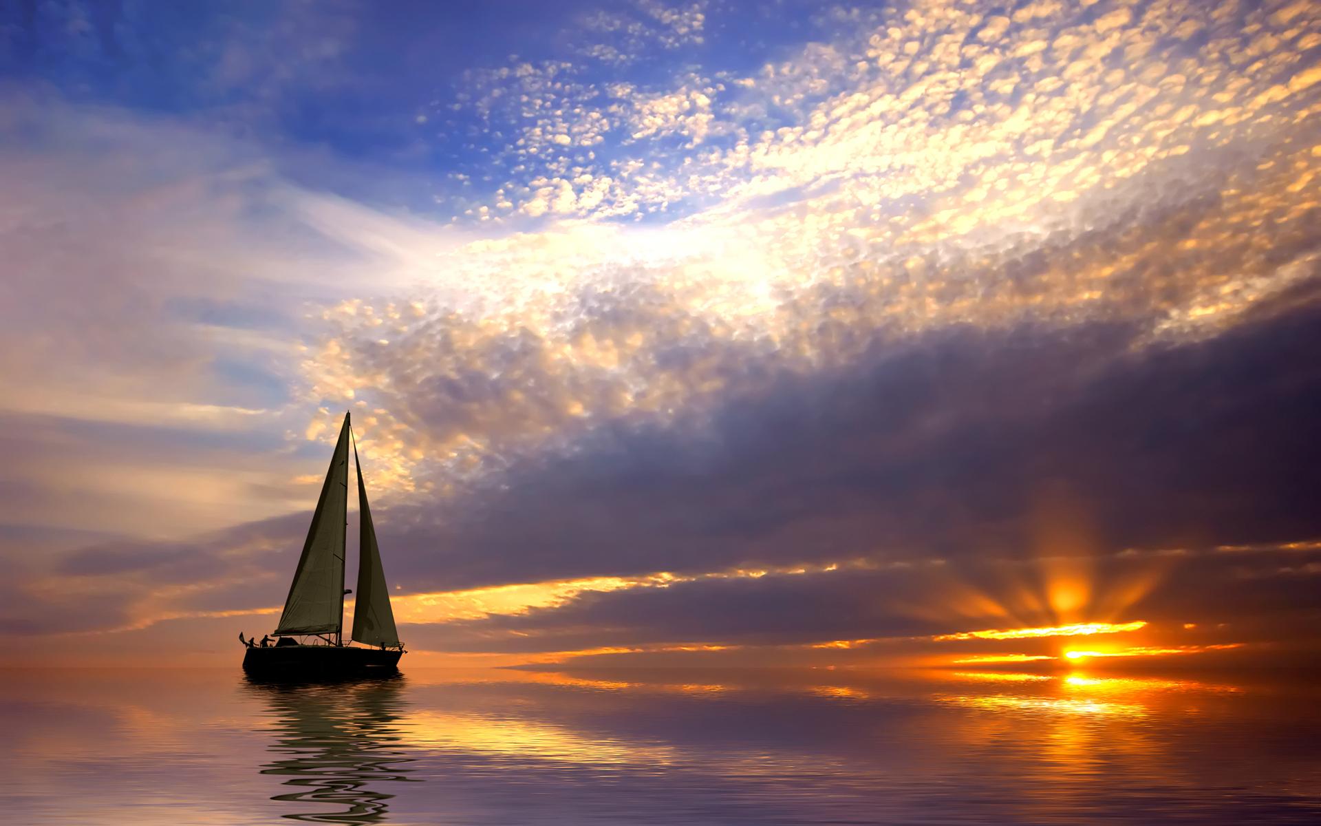 Sail the Ocean - Tim Leberecht